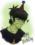 Birthday Demon by zims-lost-soul