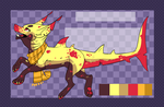 sharkdog for scythe! by meteorcrash