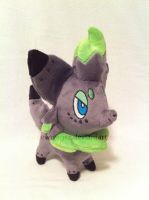 Shift Zorua OC by PlanetPlush