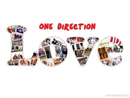 1D Love Wallpaper by iluvlouis