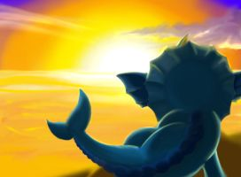 Vaporeon's Paradise by ShinyGazza