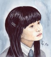 Cho Chang by LoonaLucy