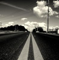 Road going no where by ThisMissyLyssy