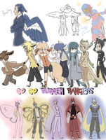 PKMN Mighty Morphin by Nire-chan