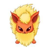 Flareon by RaineLi