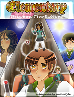[HETADOUJIN] Elementary: Between The Eclipse by melondramatics