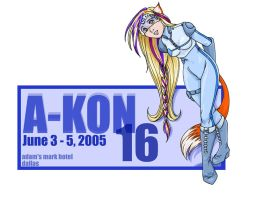 A-kon T-shirt Contest Entry by shinga