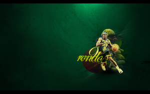 Rajon  Rondo Wallpaper by incredible001