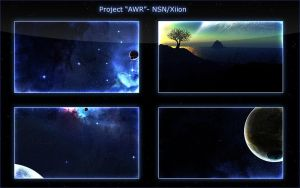 "Project ""AWR"" preview by Xiion"