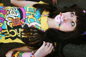 Raver girl by Kaywa