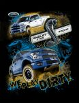 Shelby Truck tee design by stlcrazy