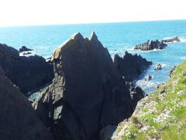 Hartland Quay Outing 06 by Shadow-StrikeRaven