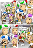 Mario Project 2 pg. 27 by RUinc