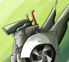 Wheeljack by DeceptiveShadow