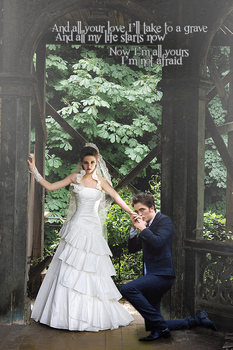 Bella and Eward Wedding by jassiSwan