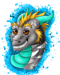 Commission: Knor by Red-Dragon-Blaze