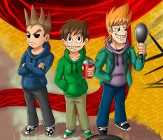 Eddsworld - Picollage by bocodamondo