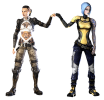 Biotic and Siren by Yhrite