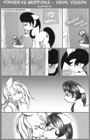 Ponies Vs Griffons -  Ch.1 Pg.4 by Tilly-Towell
