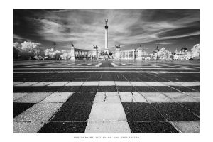 Budapest - IR VIII by DimensionSeven