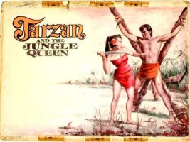 Tarzan and the Jungle Queen by JungleCaptor