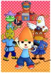 Parappa the rapper by july14jojojoth