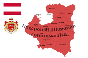 new polish lithuanian ccomonwealth (mapping) by DimLordofFox
