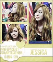 Jessica (SNSD) - PHOTOPACK#01 by JeffvinyTwilight