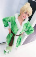 tinker bell secret of the wings cosplay by Iris-Iridescence