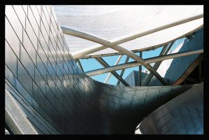 Pritzker Pavilion up close by Captain-Planet