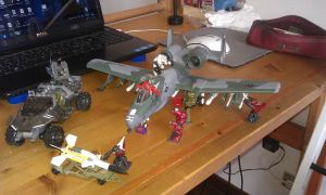 A-10 of Spartans by NessunoY59