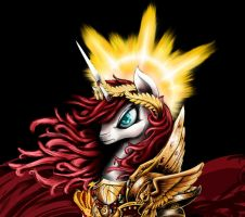Lauren Faust the Empress 2.0 by EuropaMaxima
