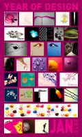 Year of Design - january 2010 by lilvdzwan