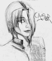 Castor is the sane one by CroutonSevant