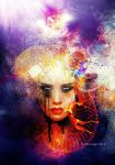 Places for the Mind III - Rising from the Ashes by emilieleger