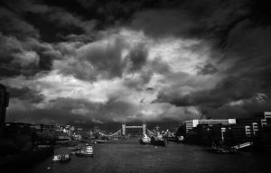 Storm City by TamarViewStudio