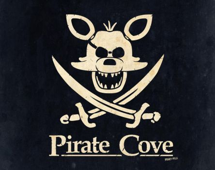 Pirate Cove Flag by PinkyPills