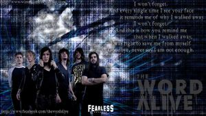 The Word Alive Wallpaper Long by winter-ame
