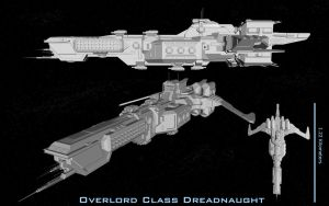 Overlord Dreadnaught by Psiyon