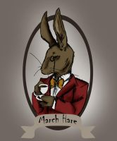 The March Hare by FruityMcFace