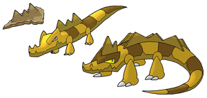 Fossil Fakemon by FakeMakeT