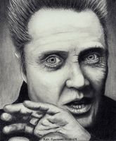 Christopher Walkin by Doctor-Pencil