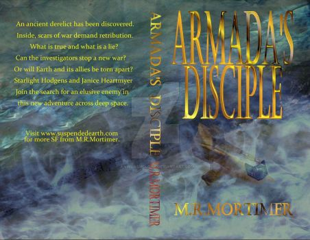 Armada's Disciple 2nd cover candidate by AnthiasMcLony