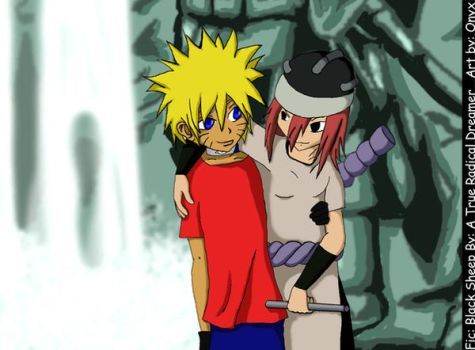 Black Sheep- Tayuya and Naruto by fairydustgems