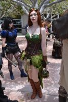 Steampunk Poison Ivy by Anime-Ray