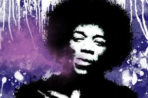 Purple Haze -Hendrix by bobbyzeik