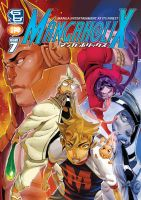 Mangaholix issue 7 Cover by lires