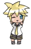Vocaloid - Len by Chaoxis