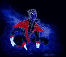 NgBoy's Nightcrawler Colour by billythebrain