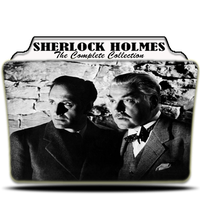 Sherlock Holmes The Complete Collection  by Jass8